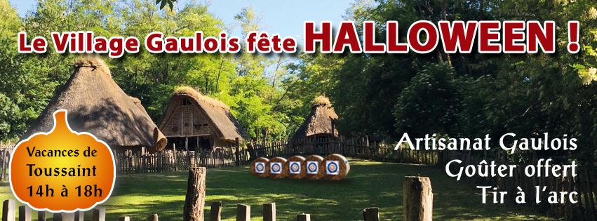 Le Village Gaulois fête Halloween !