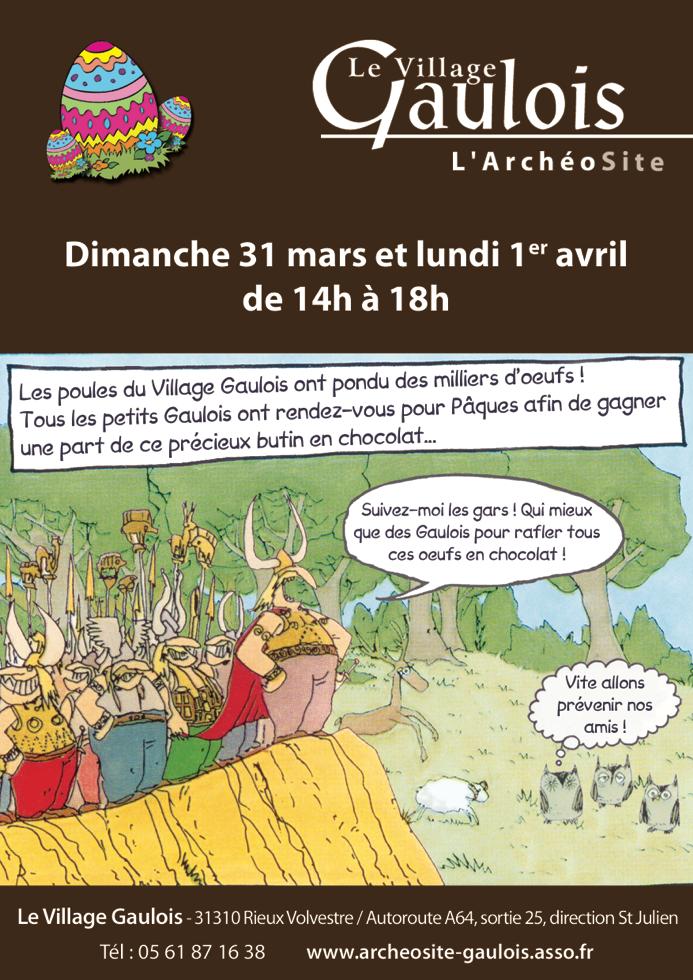 Flyer Pâques 2013