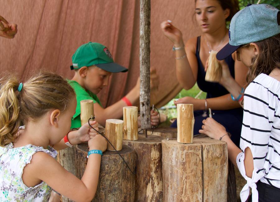 Ateliers participatif enfants