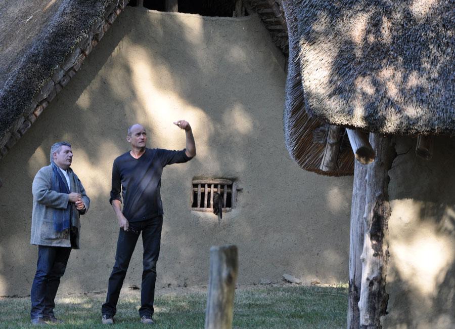 Jean-Luc Blanchard et Didier Hilar