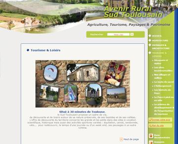Office du Tourisme du pays sud Toulousain
